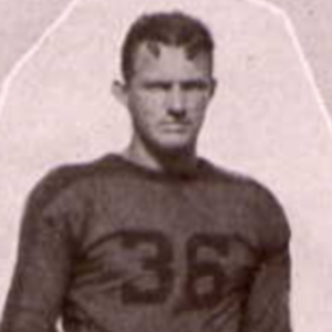 Jimmy Steele (American football) - Image: Jimmy Steele (1931 Seminole)