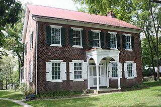 Joel Dreibelbis Farm United States historic place