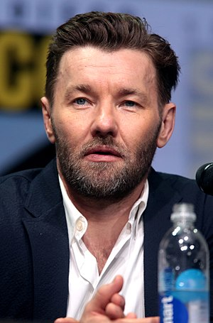 Joel Edgerton - Edgerton at the 2017 San Diego Comic-Con