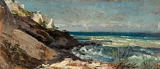 Cliffs of Møn