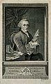 Johann August Unzer. Line engraving by R. Vinkeles, 1767. Wellcome V0005945.jpg