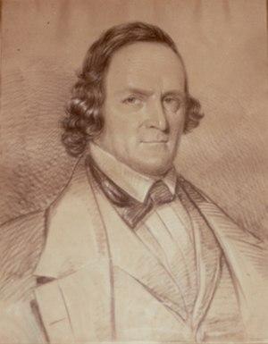 John Allen (pioneer) - Image: John allen pioneer