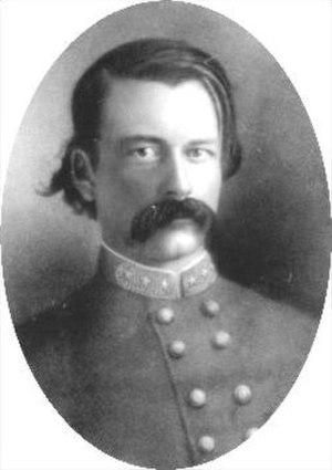 John Adams (Confederate Army officer) - Image: John Adams, Confederate General
