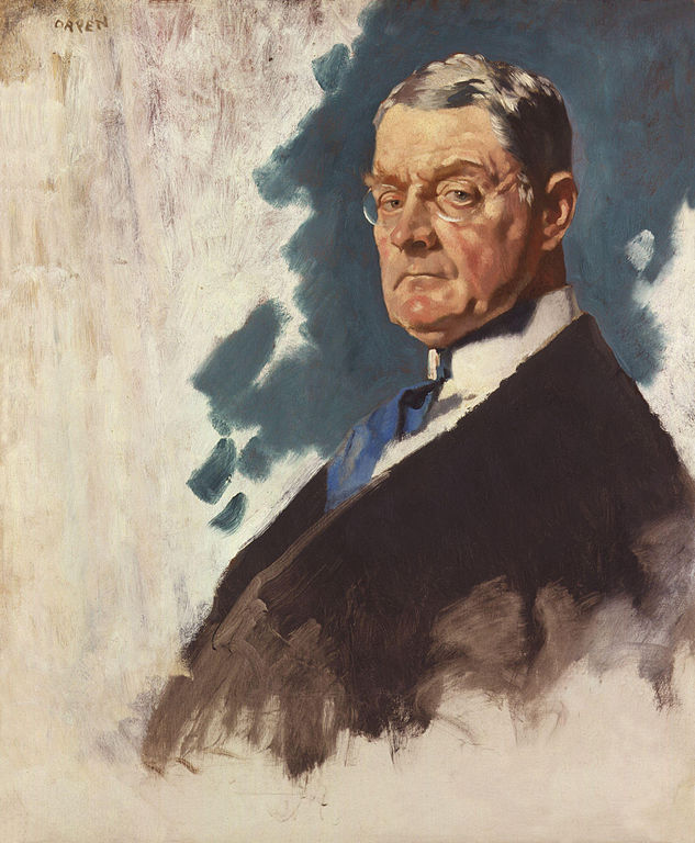 Portrait de John Andrew Hamilton, Viscount Sumner par Sir William Orpen