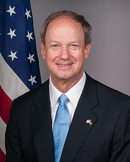 John B. Emerson American lawyer, designated US ambassador to Germany