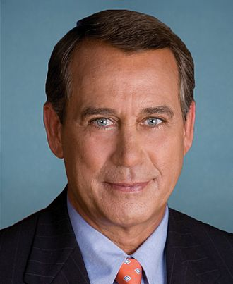 2012 United States House of Representatives elections - Image: John Boehner 113th Congress 2013
