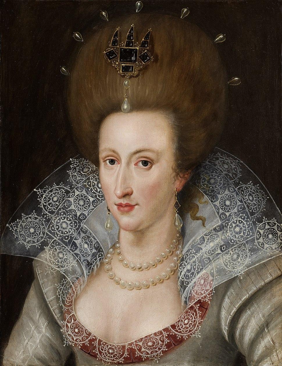 John De Critz Anne of Denmark 1605
