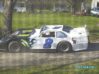 United Midwestern Promoters - A UMP Late Model