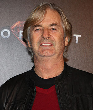 John Jarratt - Jarratt at the Sydney premiere of Man of Steel, 24 June 2013