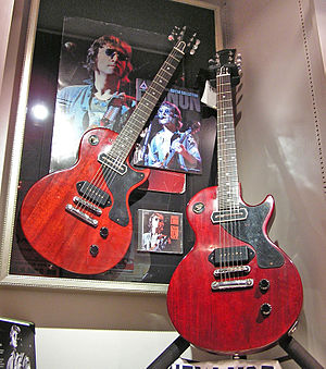 Gibson Les Paul Junior - Gibson Custom Shop  John Lennon Les Paul Junior