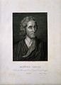 John Locke. Line engraving by M. Bisi, 1817, after himself a Wellcome V0003661.jpg