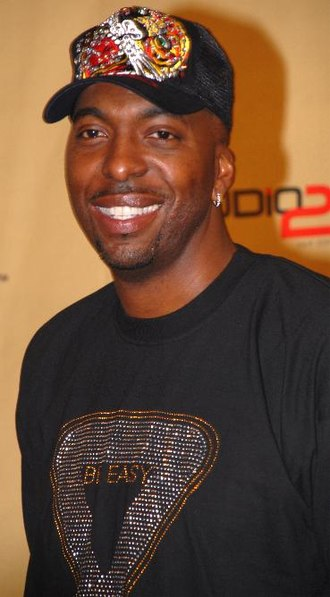 John Salley - Salley in 2007