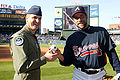 John Smoltz with Colonel Air Force.jpg