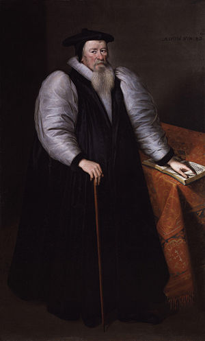 Bishop of Bristol - Image: John Thornborough from NPG