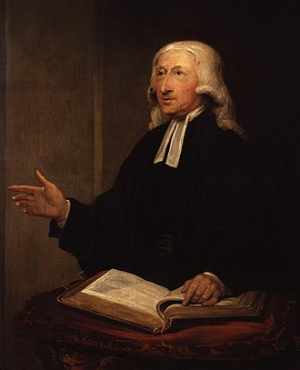 Evangelical revival in Scotland - John Wesley, who visited Scotland over 20 times
