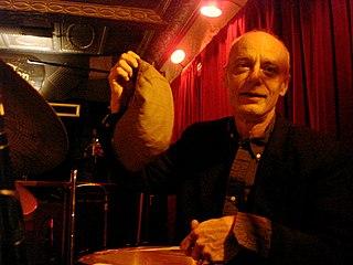 Johnny Vidacovich American jazz percussionist