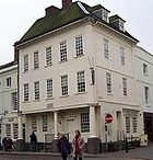 Johnson house Lichfield