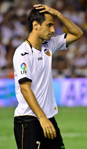 Jonas Gonçalves Oliveira - Jonas with Valencia in 2011