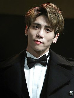 Jonghyun at 2016 Korean Popular Culture And Arts Awards.jpg