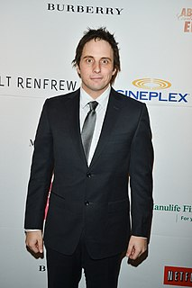 Jonny Harris Canadian actor