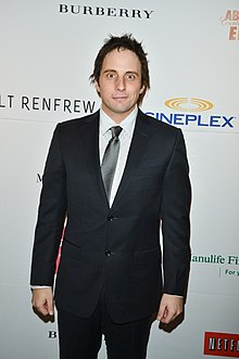 22c898f6e7 Jonny Harris - Image  Jonny Harris at the 2013 CFC Annual Gala   Auction
