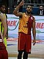 Jordan Taylor (basketball) Fenerbahçe Men's Basketball vs Galatasaray Men's Basketball TSL 20180304 (2).jpg