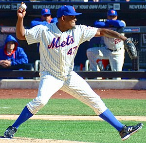 José Valverde pitching for the New York Mets in 2014 (Cropped).jpg