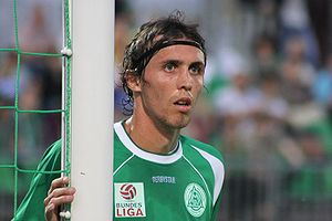 Josef Hamouz - Image: Josef Hamouz SV Mattersburg (2)