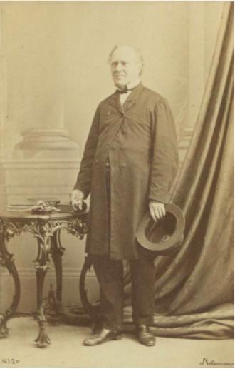 William Notman - Image: Joseph Howe By William Notman