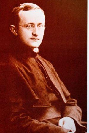Joseph Kentenich - Kentenich newly ordained priest, on 8 July 1910