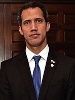 Juan Guaidó in Group of Lima 2019 collage crop.jpg