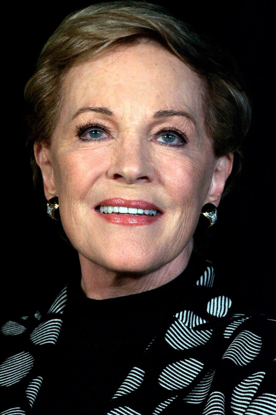 Julie Andrews Park Hyatt, Sydney, Australia 2013