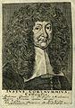 Justus Cortnummius. Line engraving by A. G. I. Schübler. Wellcome V0001302.jpg