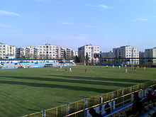 Juventus Bucureşti Stadium during a 24 May 2009 match with AS Filipeştii de Pădure, score 4-0.jpg