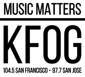 KFOG - Image: KFOG FM 2016 Logo