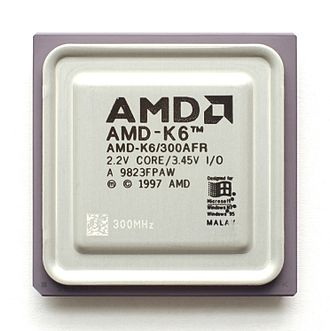 "AMD K6 - K6 ""Little Foot"" (Model 7)"