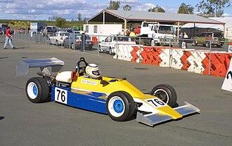Kaditcha - Kaditcha 76F2 Formula 2 car