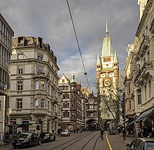 Freiburg Travel Guide At Wikivoyage