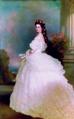 Kaiserin Elisabeth - Franz Xaver Winterhalter, 1865-1.png