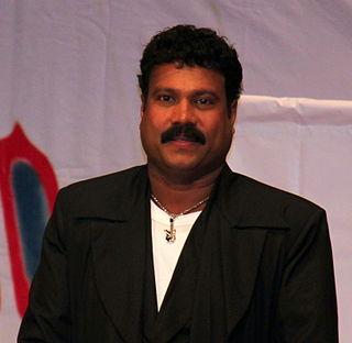 Kalabhavan Mani Indian film actor, singer, and impersonator