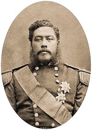 King Kalākaua's world tour - King Kalākaua