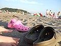 Kamakura Beach Aug-2009 - panoramio (3).jpg