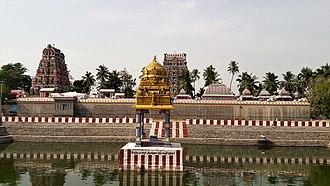 Villianur - Kameeswarar temple