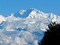 Kanchanjanga peak of the Himalayas from Darjeeling.jpg