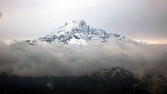 Karnali Pradesh - Image: Kanjiroba Mountain
