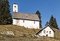 Kapelle Sogn Sievi (Kapelle St. Eusebius) boven Breil-Brigels 02.jpg