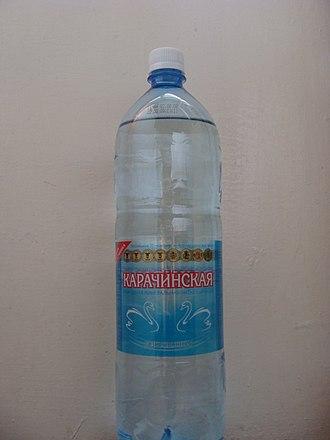 Novosibirsk Oblast - Karachinskaya mineral water