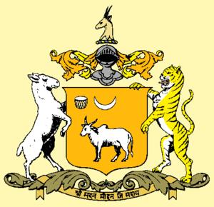 Karauli State - Image: Karauli State Co A