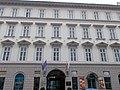Kardetter house. Listed ID 423. - Apáczai Street, Budapest.JPG