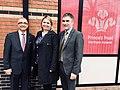 Karen Bradley MP visits Prince's Trust NI (39629244480).jpg